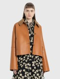 Loewe Bonded Cropped Jacket Picture