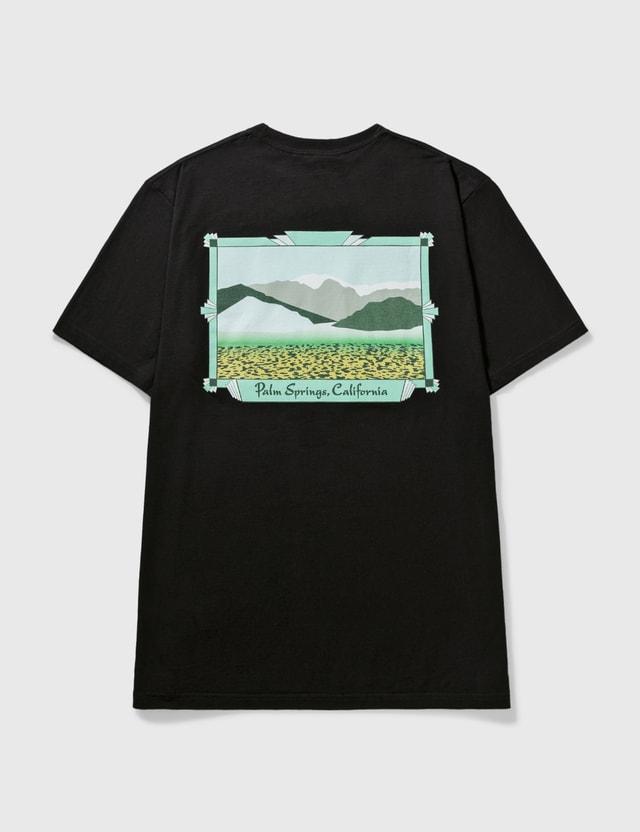 Stussy Palm Springs T-shirt Black Men