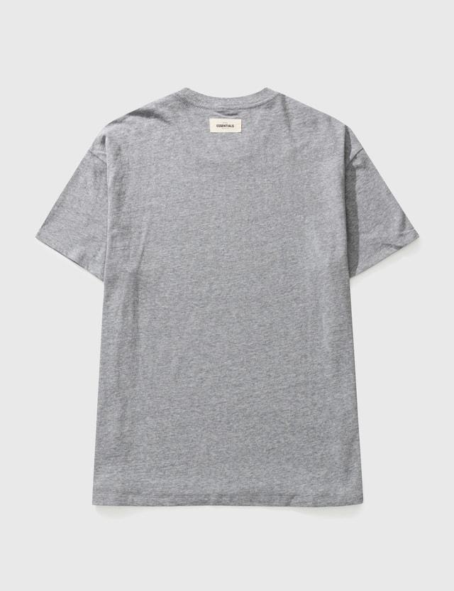 Fear of God Essentials Fear Of God Essentials Oversize Ss T-shirt Grey Men