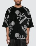 Mastermind World Tropical Skull Oversized T-shirt Picture