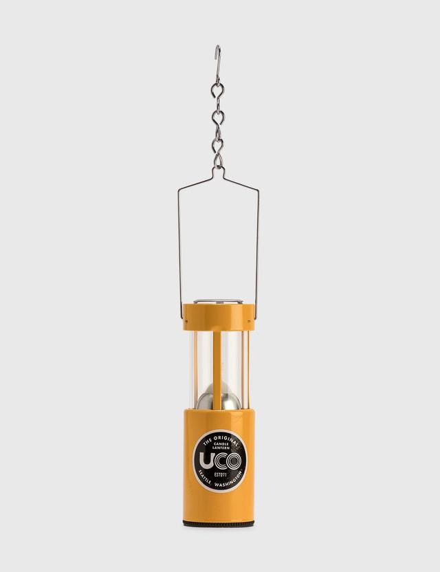UCO Original Candle Lantern Yellow Unisex