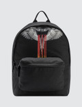 Marcelo Burlon Wings Barcode Backpack Picture