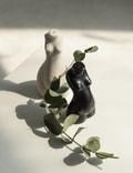 Anissa Kermiche Tit For Tat Salt And Pepper Shakers Black & White Unisex