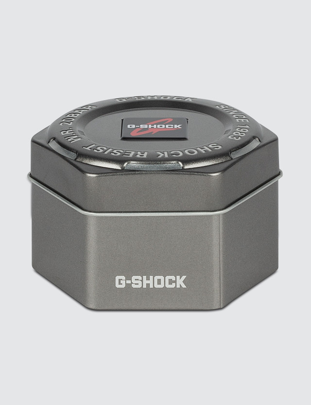 "G-Shock DW5600 ""Metalic Mirror Face"""