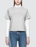 Calvin Klein Jeans Raglan Logo S/S T-Shirt Picture