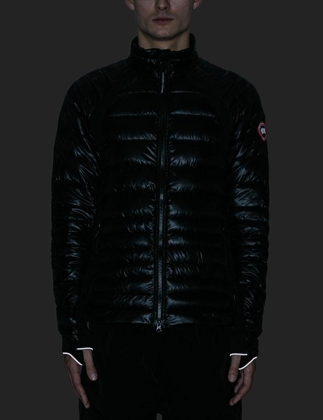 Canada Goose Hybridge Lite Tech Down Jacket Black Men