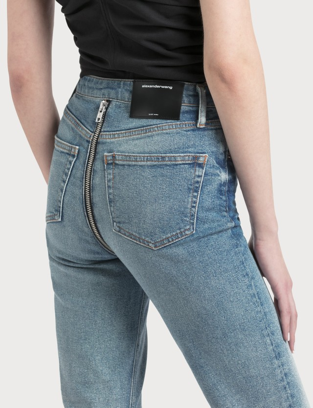 Alexander Wang.T Cult Flex Jeans