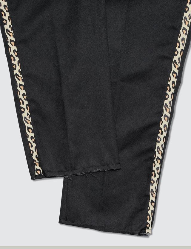 Cherry Leopard Dickies Pants Black  Men