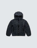 Stone Island Hooded Puffer Kids Jacket Picture