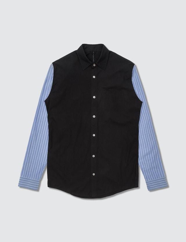 Christian DaDa Christian Dada Patchwork Shirt