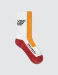 Heron Preston Chinese Long Socks
