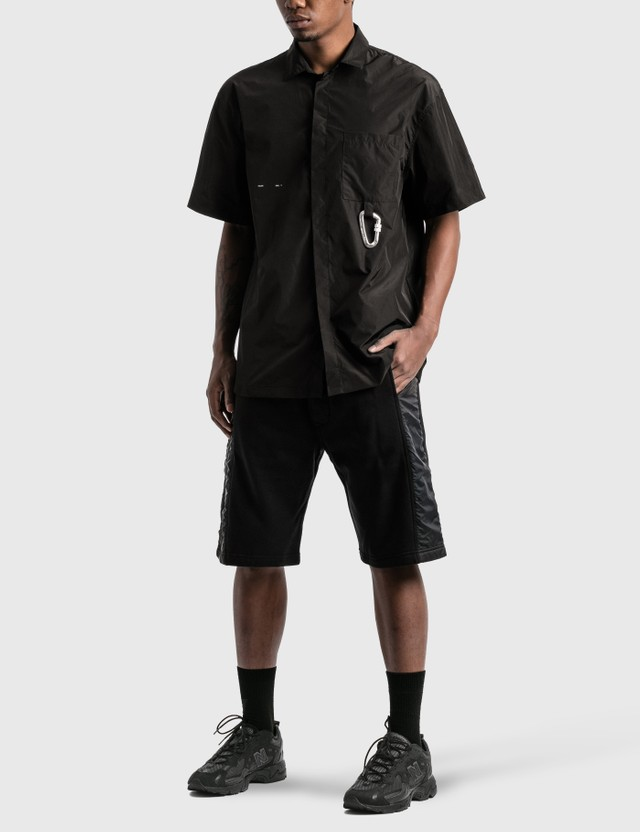 Heliot Emil Tech Shirt with Carabiner =e26 Men