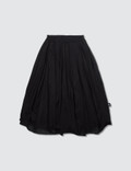 NUNUNU Feather Skirt Picutre