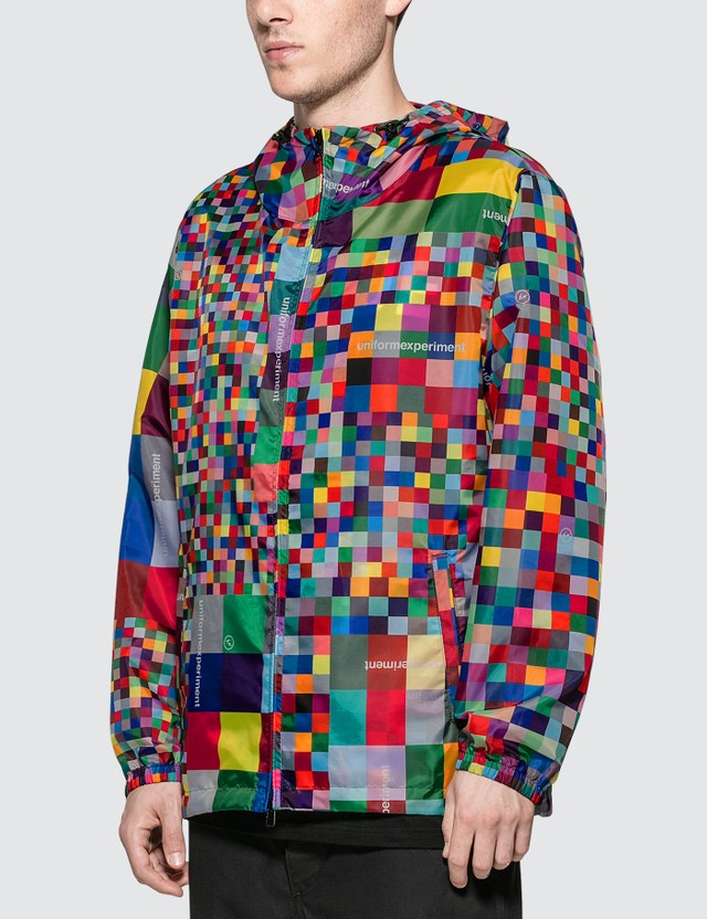 uniform experiment Color Chart Windbreaker