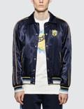 Maison Kitsune Souvenir Jacket Picture
