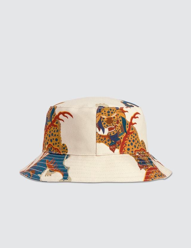 Kirin Haetae Denim Bucket Hat