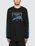 #FR2 Smoking Gun L/S T-Shirt Picture