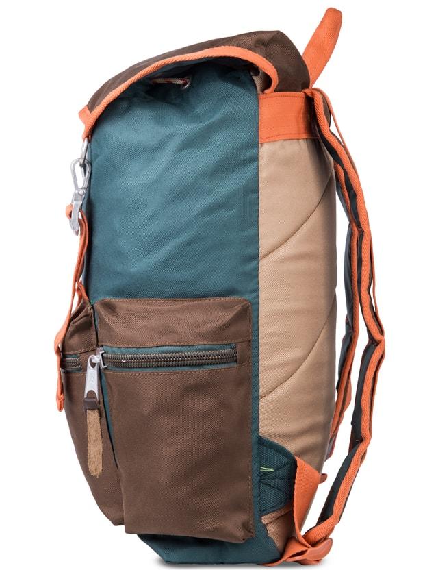 Poler Fern/Beaver/Khaki Roamers Pack
