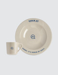 Denim By Vanquish & Fragment Cup & Plate Set Picture