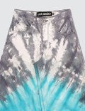 Liam Hodges Tie Dye Denim Shorts