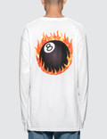 Stussy Fireball L/S T-Shirt Picture