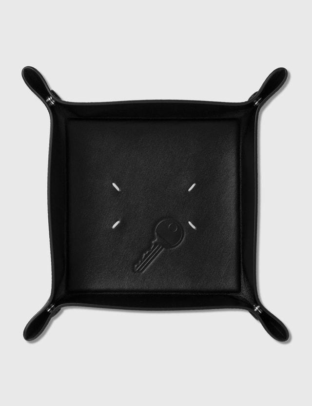 Maison Margiela Leather Key Tray