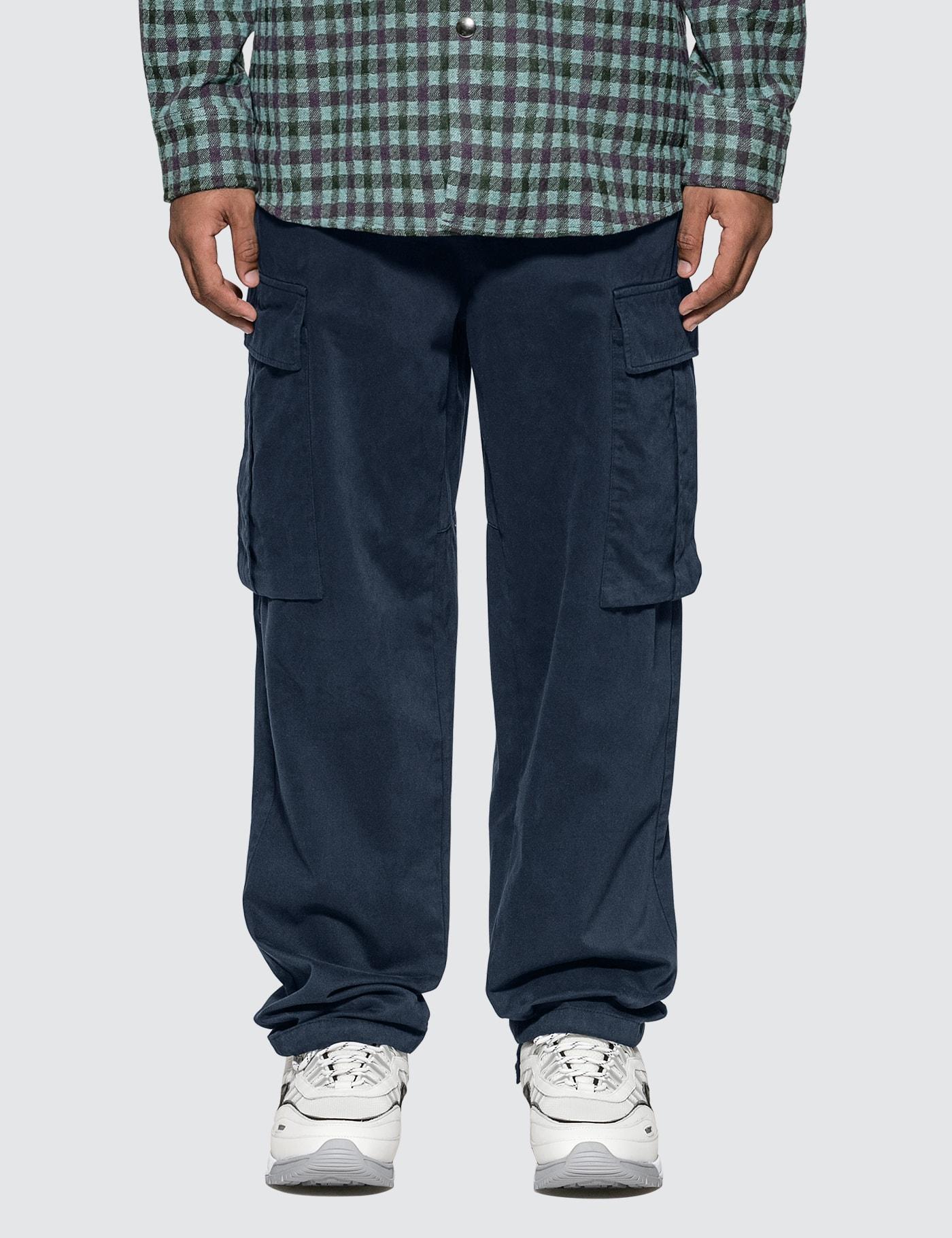 Chino Cargo Pants