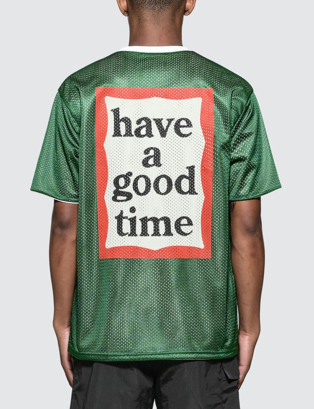Have A Good Time Mesh Reversible Mini Frame T-Shirt