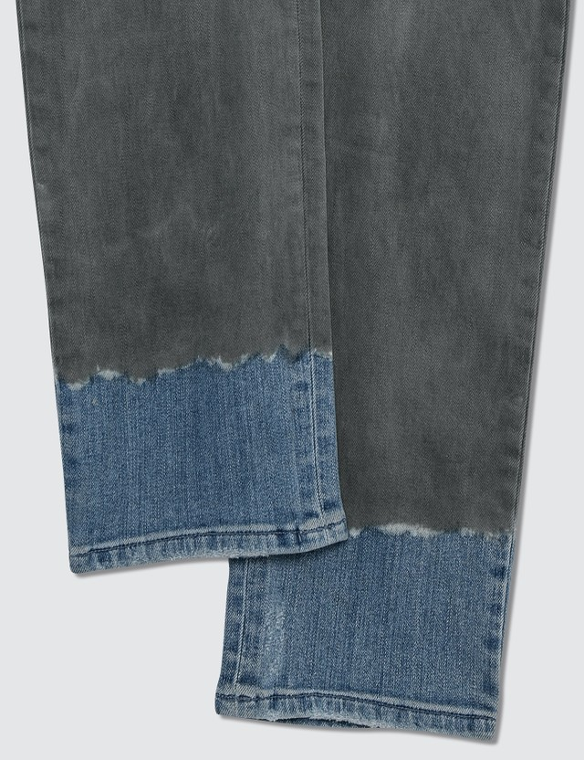 Alchemist Nido Jacquard and Dip Dyed Jeans