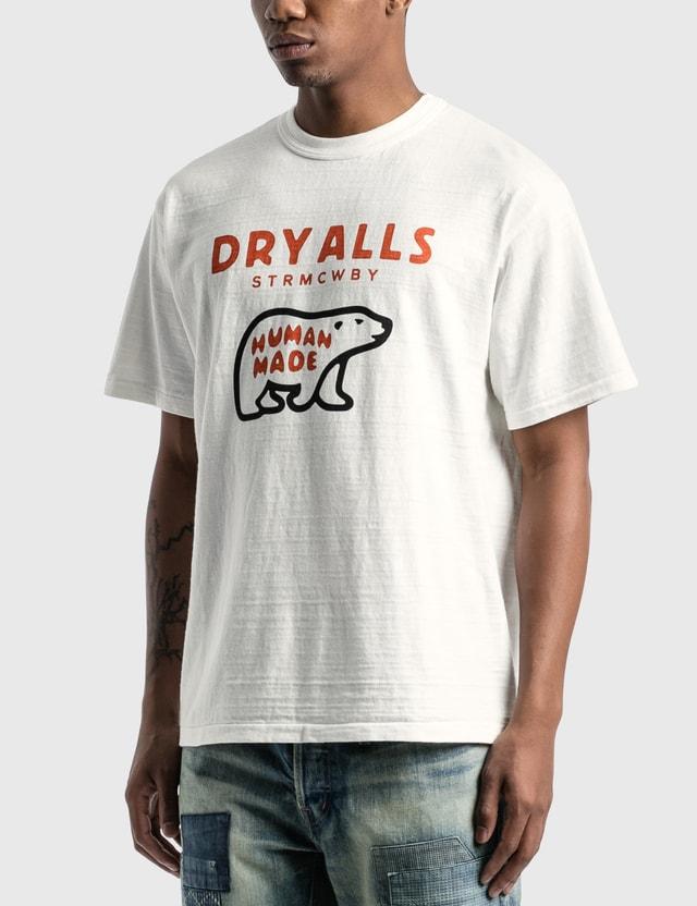 Human Made T-Shirt #2009 White Men