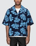 Prada Viscose Printed Bowling Shirt Picture