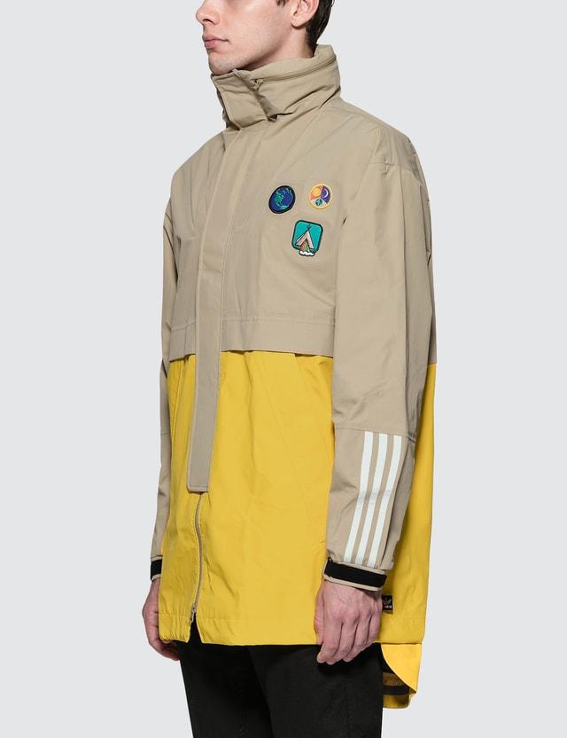 Adidas Originals Pharrell Williams x Adidas Human Race Hiking 3L Jacket 8fa3fccee