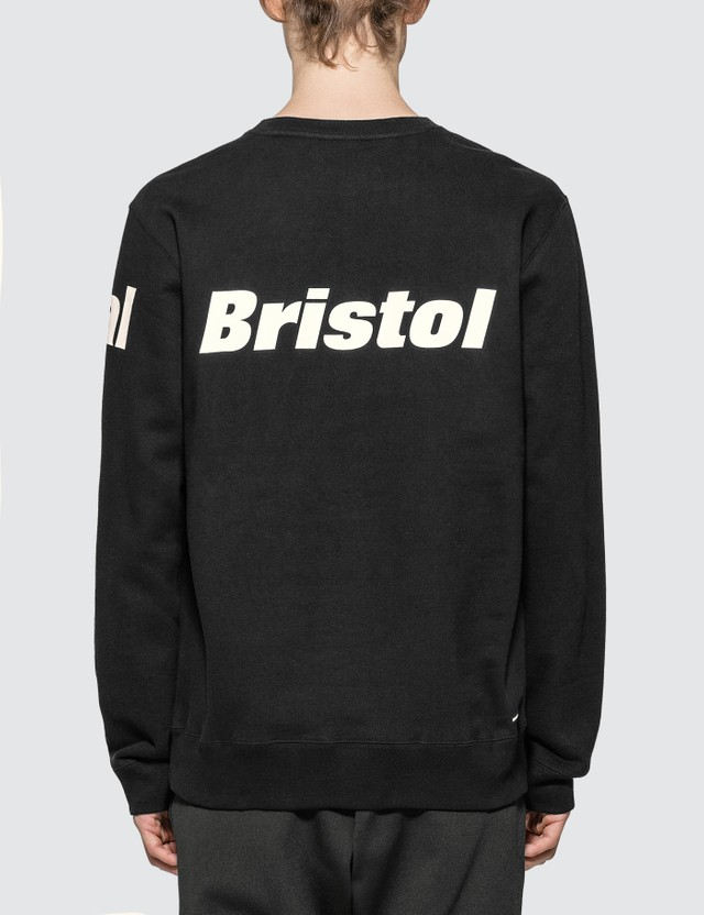 F.C. Real Bristol F.C.R.B. Straddle Logo Crew Neck Sweat