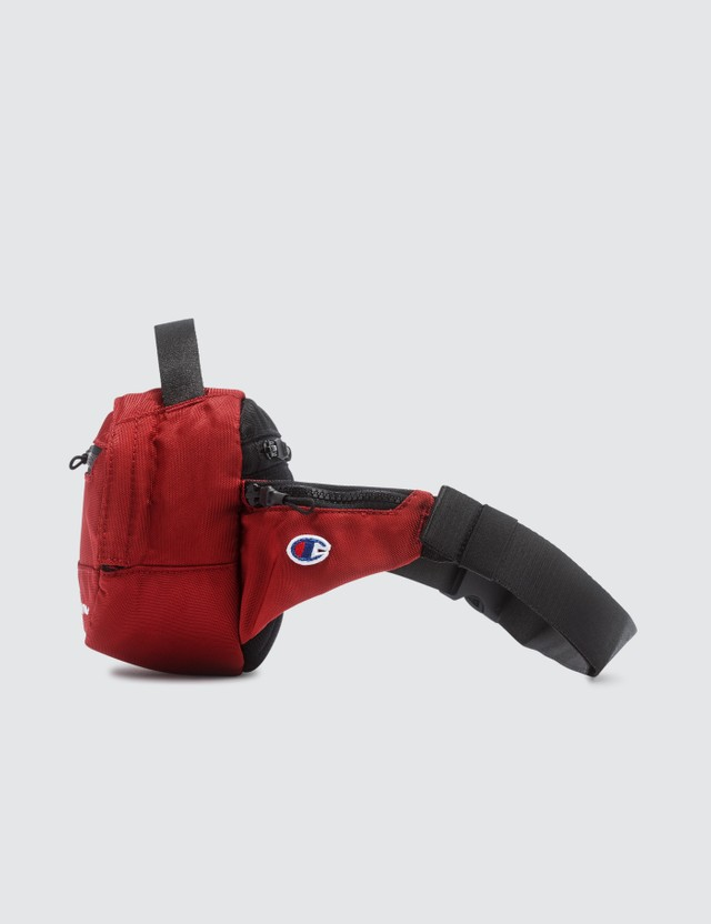 Champion Reverse Weave Belt Bag Red Men