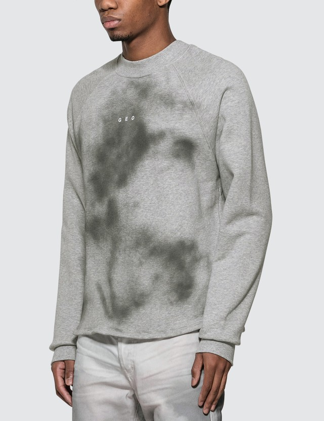 GEO Dub Sweatshirt Grey Men