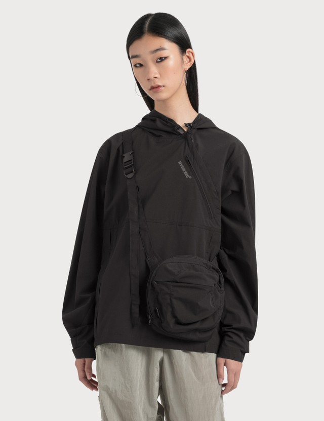 Hyein Seo Packable Anorak With Crossbody Bag