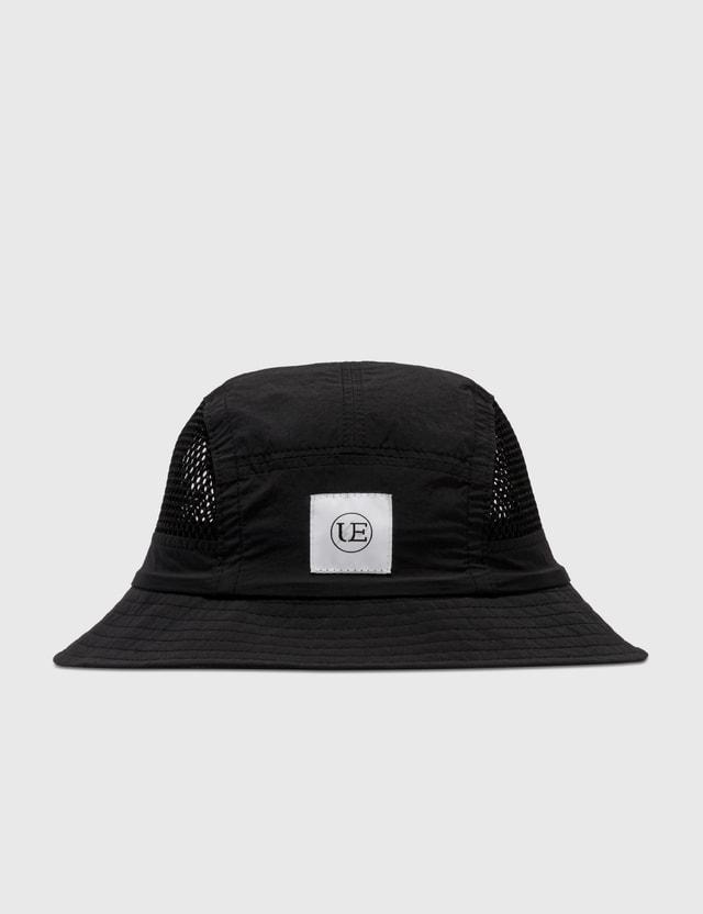 uniform experiment Side Mesh Hat Grey Men