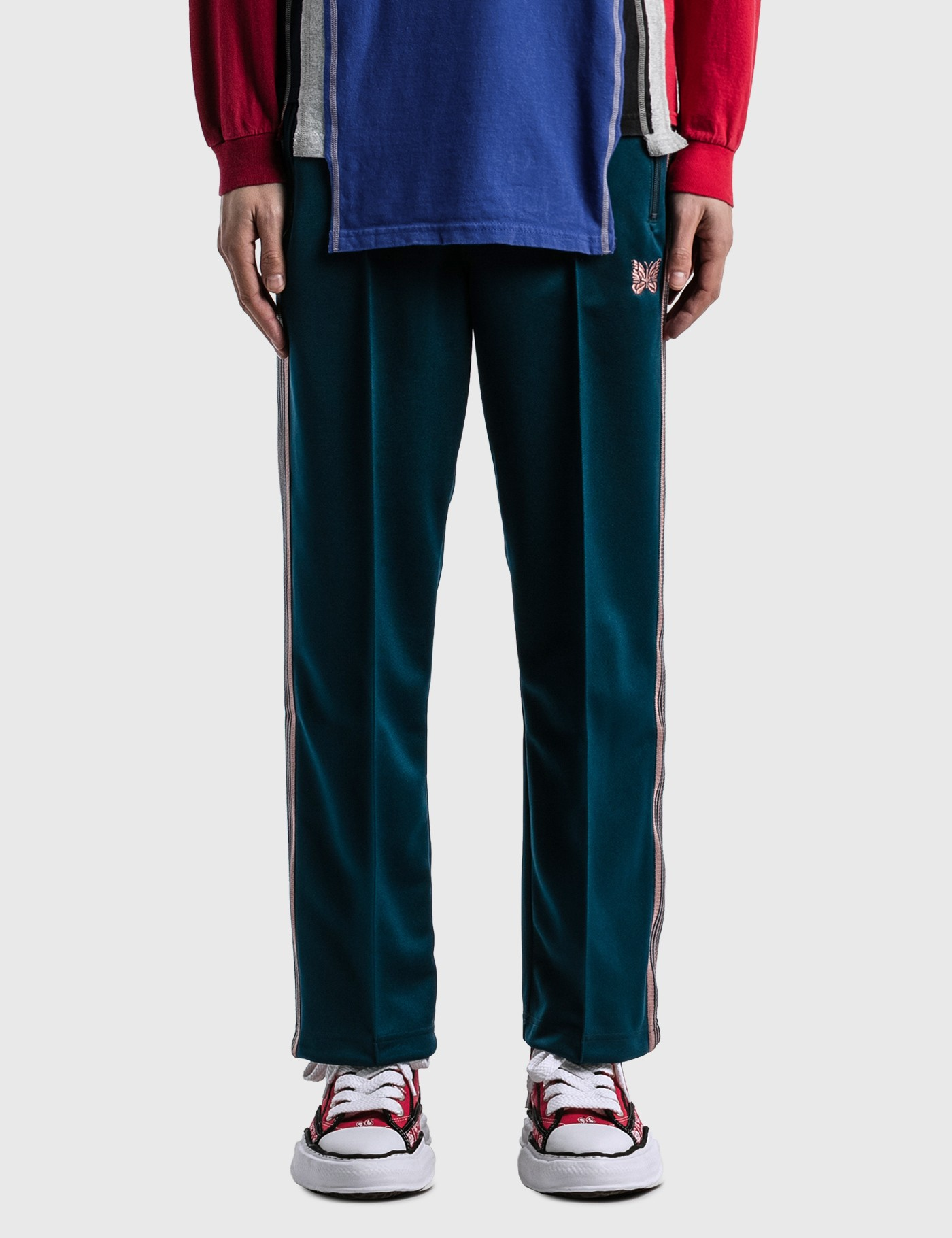 Poly Smooth Track Pant