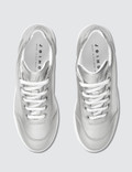 Joshua Sanders Silver Liberty Trainers