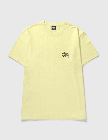 Basic 스투시 Stussy T-shirt