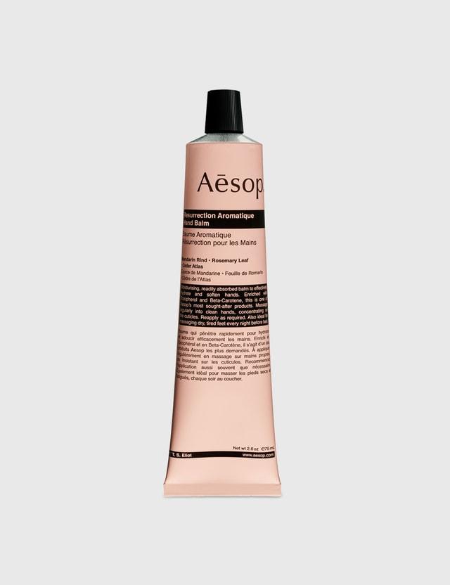 Aesop Resurrection Aromatique Hand Balm N/a Unisex