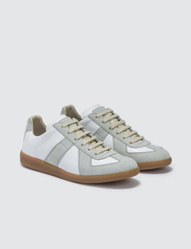 Maison Margiela Replica Low Top Sneakers