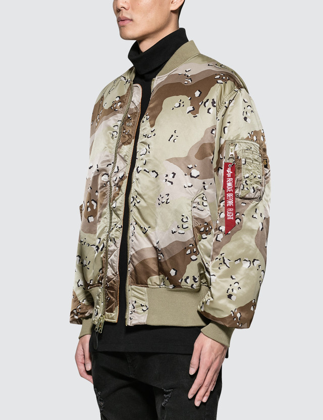Alpha Industries MA-1 Bloodchit Jacket