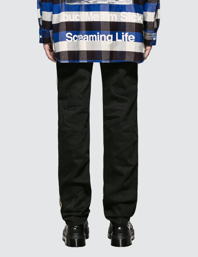 Takahiromiyashita Thesoloist 6 Pocket Jean with Side Tape