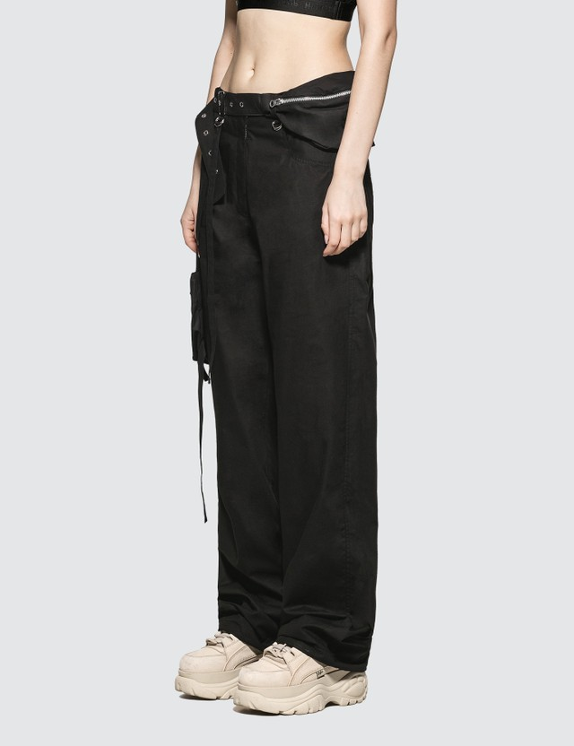 Hyein Seo Pants with Waist Bag