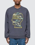 Brain Dead Snail Trail Crewneck Picture