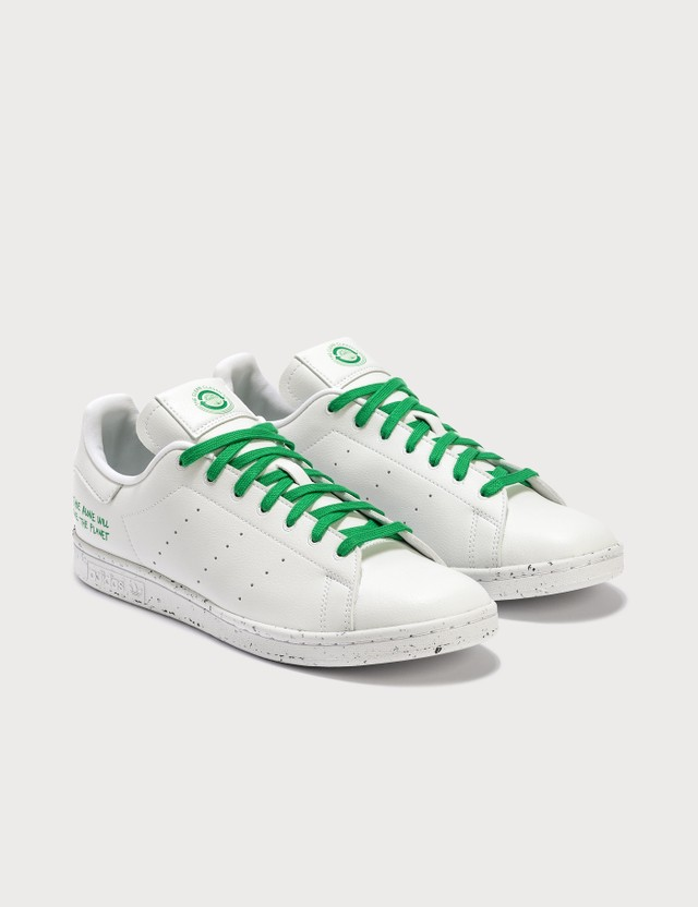 Adidas Originals Stan Smith Ftwwht/ftwwht/green Women