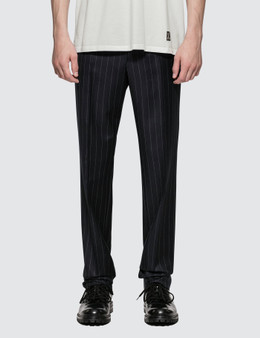 Wacko Maria Straight Fit Trousers