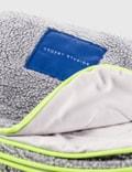 Crosby Studios Gray Faux Sheep Fur Blanket Grey Unisex