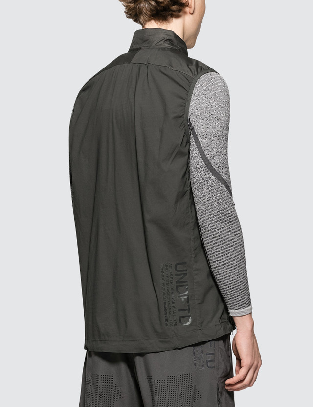 Adidas Originals Undefeated x Adidas Run Vest